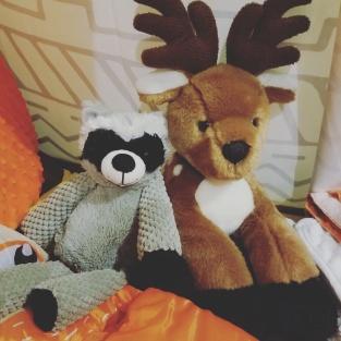 Scentsy Buddy & Build a Bear Friends