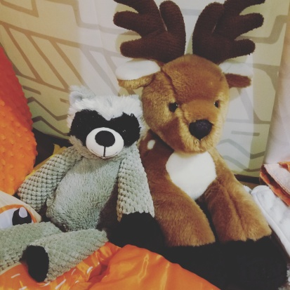 Scentsy Buddy & Build a Bear Friends
